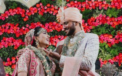 PHOTOS MARIAGE INDIEN – DHARTI ET MAULIN